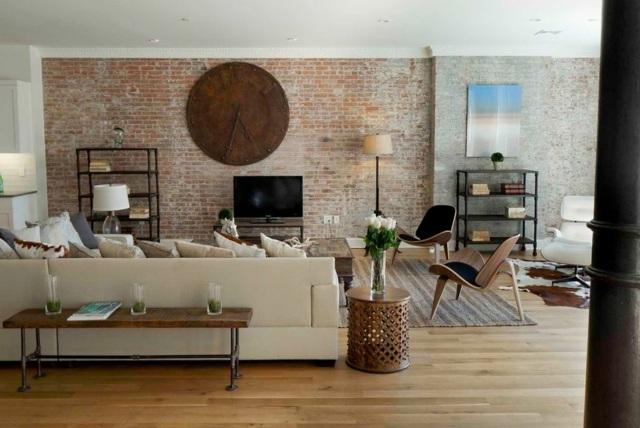 wohnzimmer tapeten landhausstil – usblife, Wohnideen design