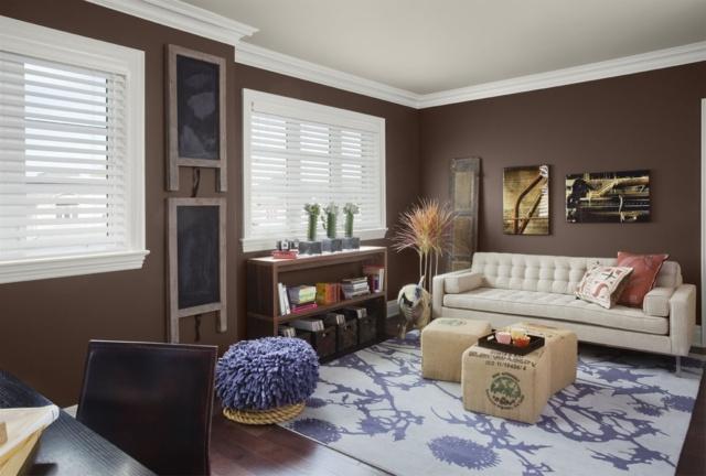 Wohnzimmer Braun Inspirationen Der Braunen Ragopige