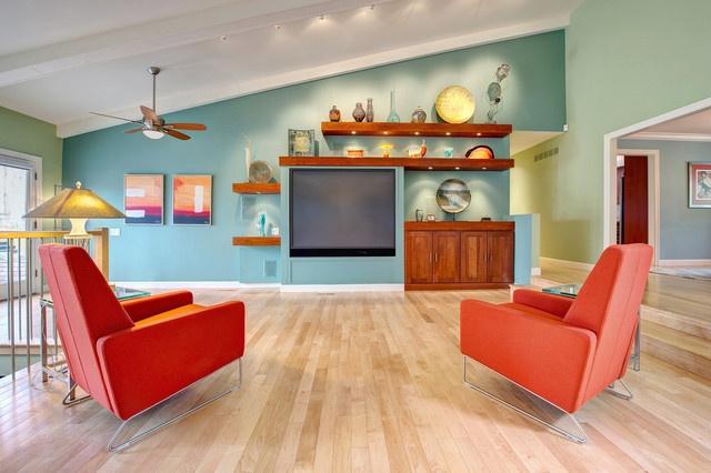 aqua sofa what is an apartment wandgestaltung mit farbe – 35 nuancen von blau