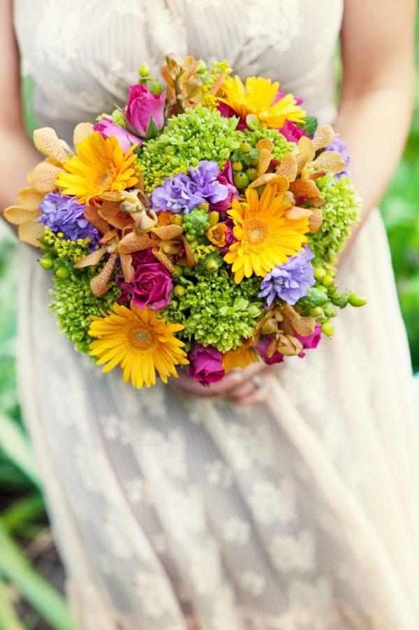 17 Ideen fr romantische Brautstrue fr Ihre Hochzeit