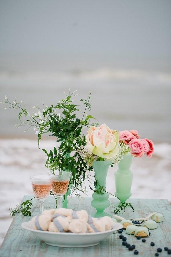 20 romantische Inspirationsideen fr Hochzeit an der Kste