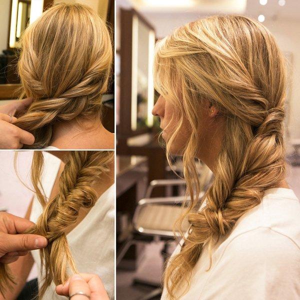 Frisur Griechisch Anleitung Haarschnitt Lange Haare