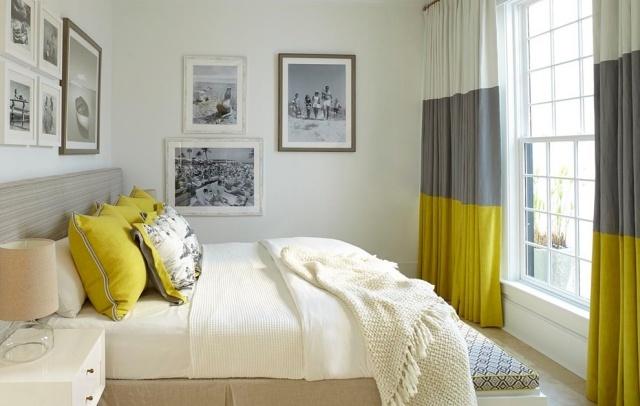 schlafzimmer gardinen ideen - tyentuniverse, Haus Raumgestaltung
