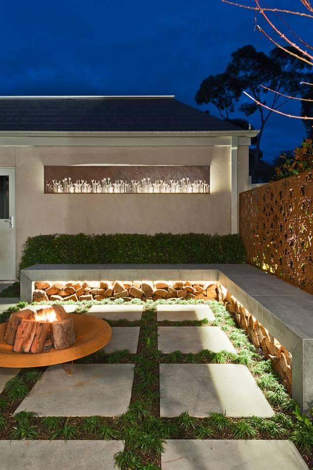 ... 55 Ideen Für Indirekte Beleuchtung An Wand Und Decke Terrassen  Beleuchtung Die Funktionale Dekoration
