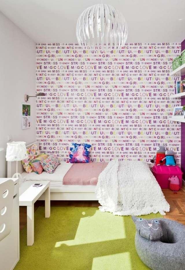 Jugendzimmer gestalten  54 coole Ideen fr die Wnde