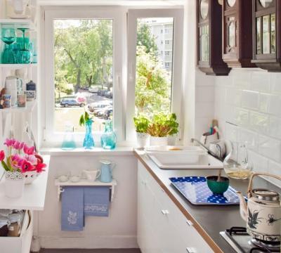 einrichtungstipps für kleine küche - 25 tolle ideen und bilder