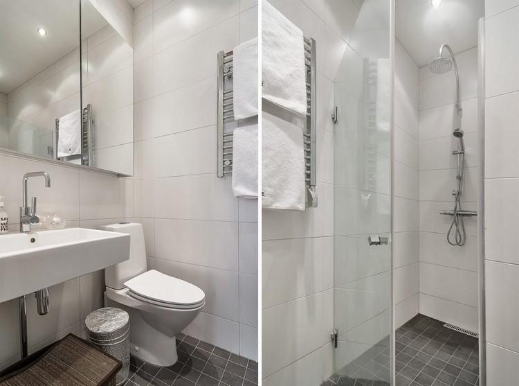 Kleines Bad einrichten  51 Ideen fr moderne Gestaltung