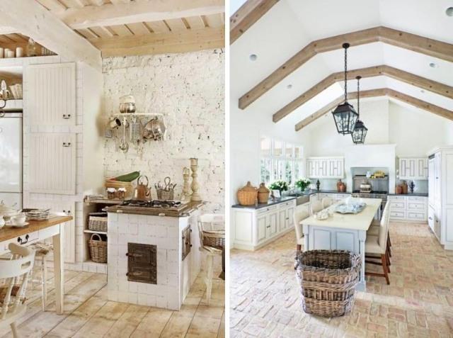 kuchen ideen weisse rustikale kuche, kuchen ideen weisse rustikale kuche – edgetags, Kuchen