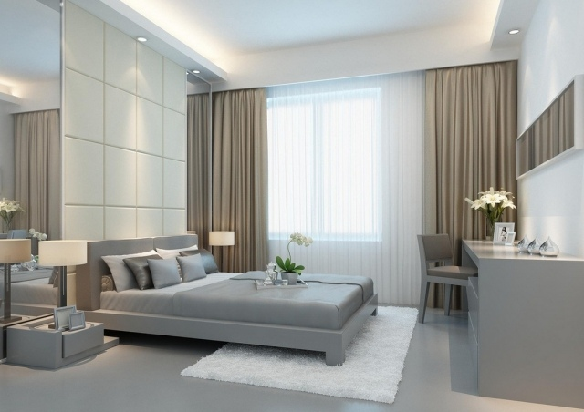 31 Ideen fr Schlafzimmergardinen und Vorhnge
