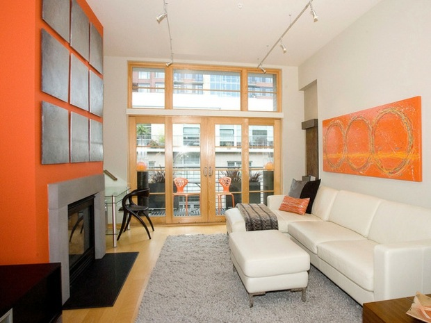 wohnzimmer deko grau ideen fuers wohnzimmer streichen farbe mit ... - Wohnzimmer Deko Grau