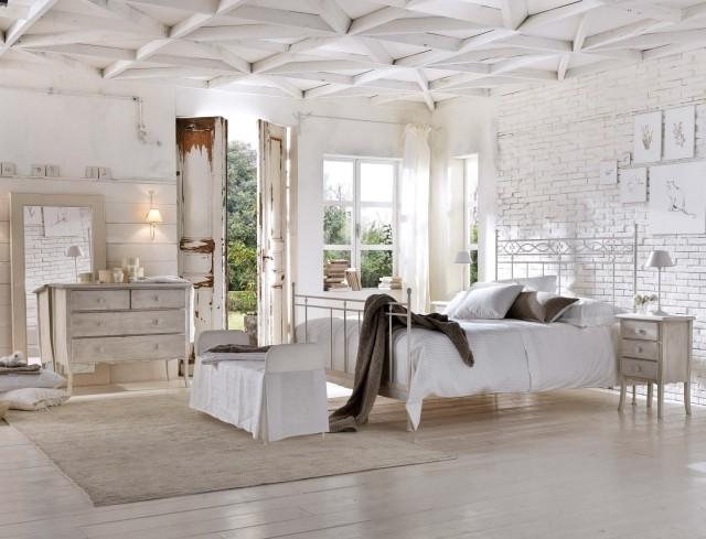 schlafzimmer schlafzimmer im shabby chic wohnstil l » terrassenholz, Badezimmer