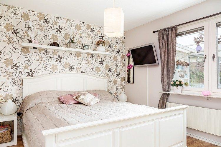 schlafzimmer wandgestaltung 77 ideen zum einrichten deko | möbelideen, Badezimmer