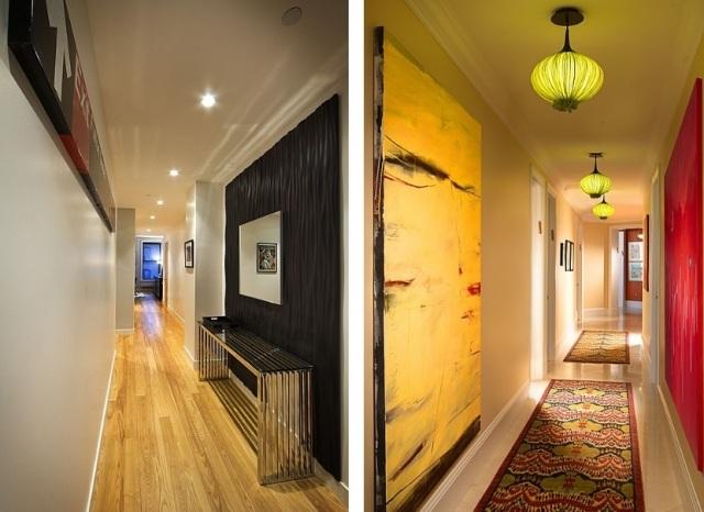 farbgestaltung im flur eingangsbereich ideen fur. Black Bedroom Furniture Sets. Home Design Ideas