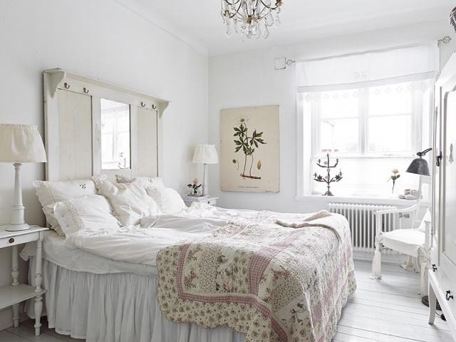 Romantisch wohnen  31 Shabby Chic Einrichtungsideen