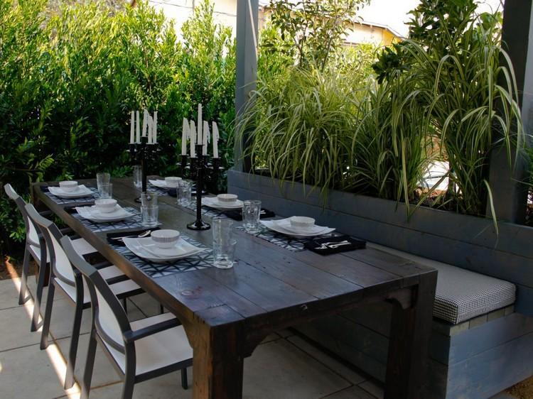 Sitzecke Im Garten Gestalten 75 Esspltze Im Freien