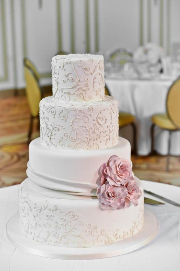 23 tolle Ideen fr die perfekte Hochzeitstorte