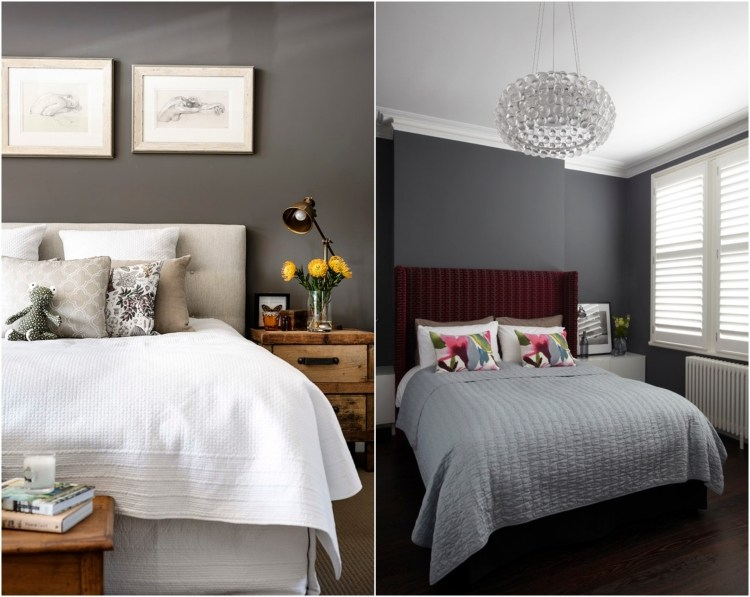 Wandfarbe Schlafzimmer Entspannend   Farbe Schlafzimmer Blau ...