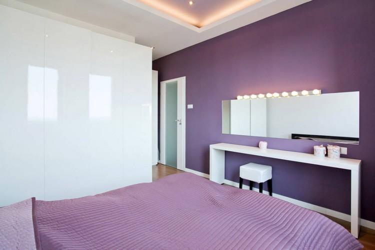 Welche Wandfarbe frs Schlafzimmer  31 passende Ideen