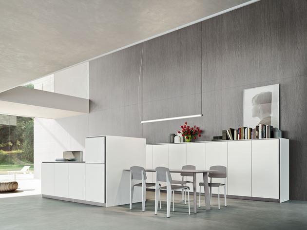 Cuisine Moderne Design Italien Snaidero Way | Designmore,