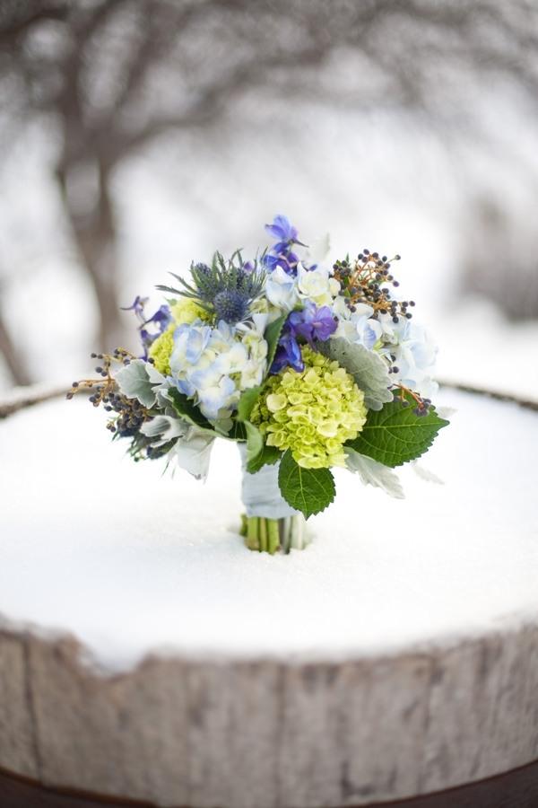 Blumenstrauss Dezember
