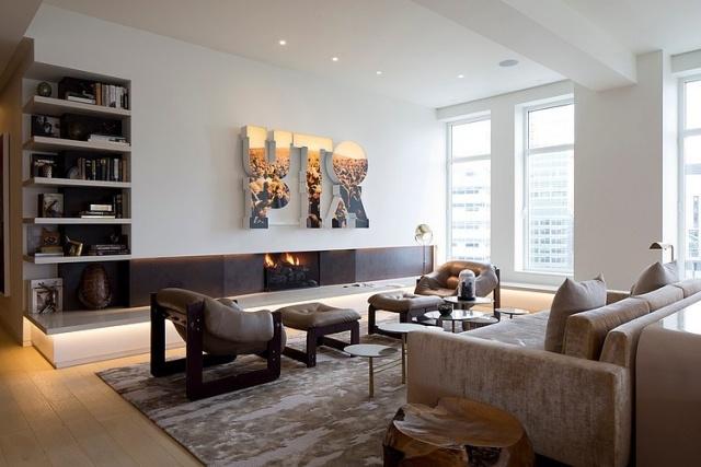 einrichten in neutralen farben ideen | möbelideen - Wohnzimmereinrichtung Beige Wei