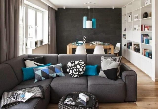nauhuri wohnzimmer einrichtungsideen weiss neuesten design, Esszimmer