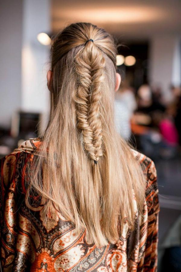 DIY Haarfrisur Für Die Braut Die Brautjungfer Oder Den Gast