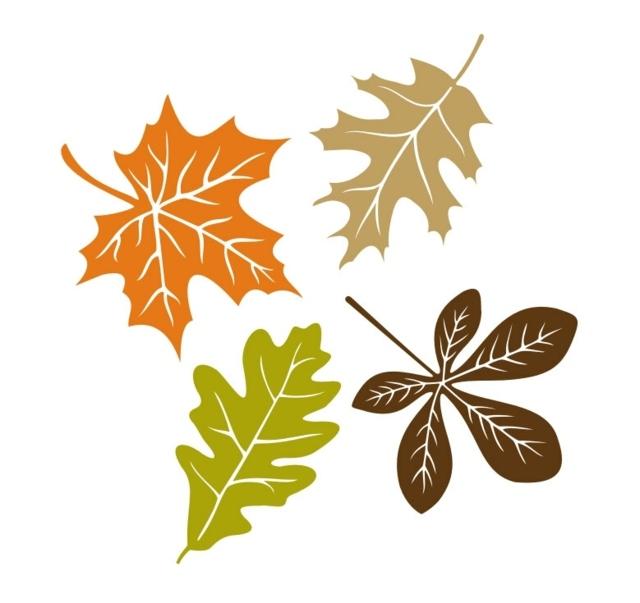 Herbst Fensterbilder basteln Se Ideen und Motive