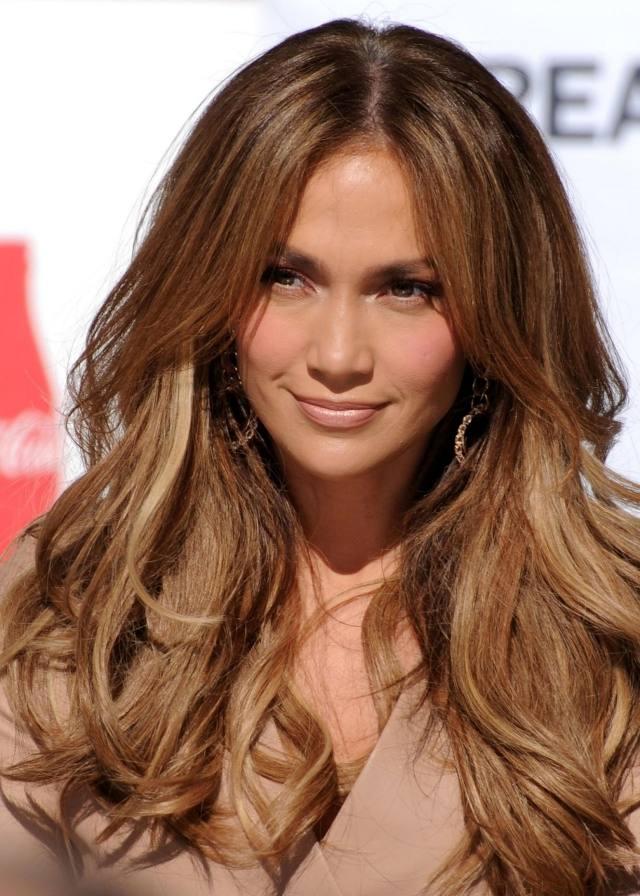 Frisuren Stil Haar Jennifer Lopez Frisuren