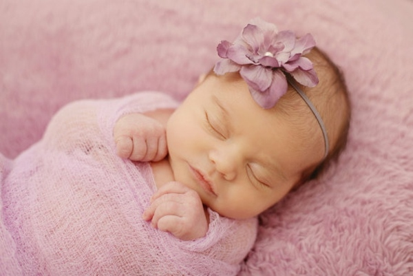 Baby Fotoshooting Mdchen