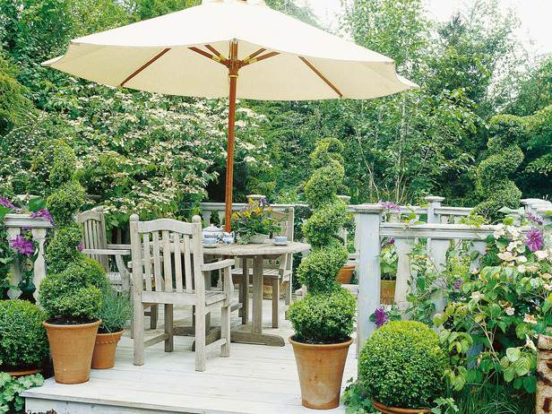 gunstige ideen fur die terrasse
