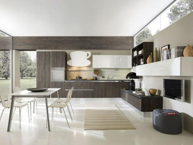 S Kuche Moderne Design Kuechen Scavolini L | Moregs, Kuchen Ideen