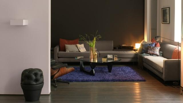 Vorschlge fr Zimmerfarben Nischen und Ecken betonen