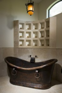 Freistehende Badewanne - Sinnesvergngen in Vollendung