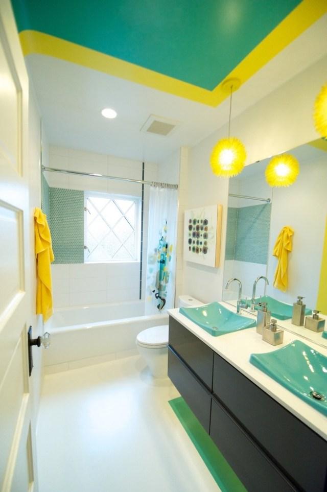 TrendFarben frs Badezimmer  Ideen fr einen neuen Look
