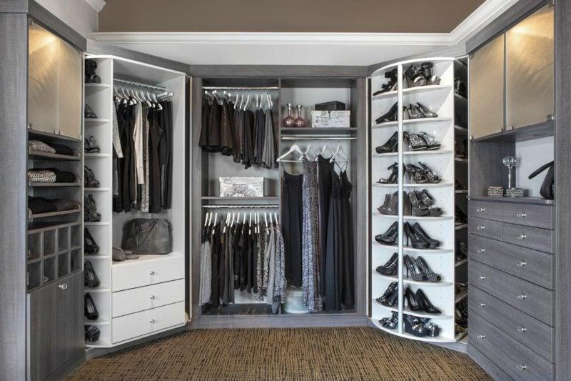 begehbarer kleiderschrank selber bauen im schlafzimmer | moregs - Begehbarer Kleiderschrank Im Schlafzimmer Selber Bauen
