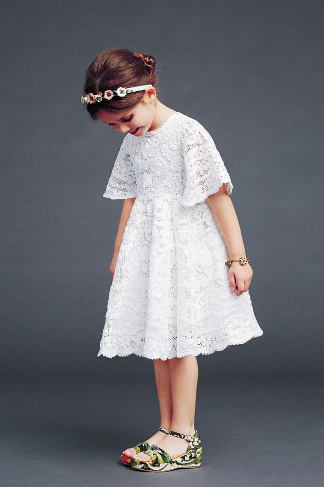 Haute Couture Mdchenmode zum Schulanfang  40 Ideen