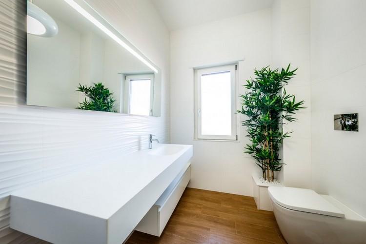 32 moderne Badideen  Fliesen in Holzoptik verlegen