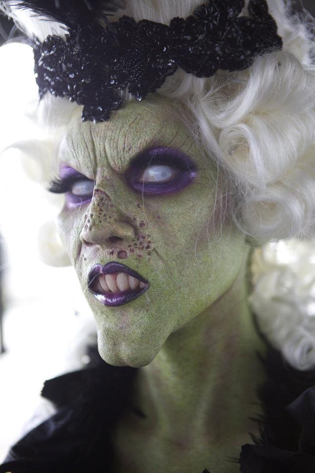 Halloween Hexe Kostüm Und Schminke 30 Ideen Und Tipps