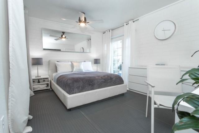 schlafzimmer minimalistisch einrichten ideen komplett einrichten ... - Schlafzimmer Modern Gestalten