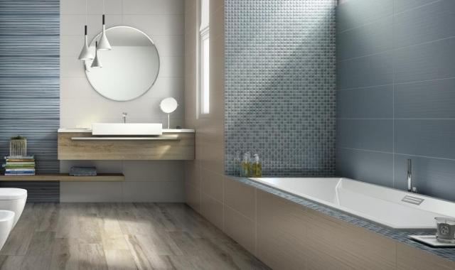 Bad mit Mosaikfliesen gestalten  moderne BilderVorschlge