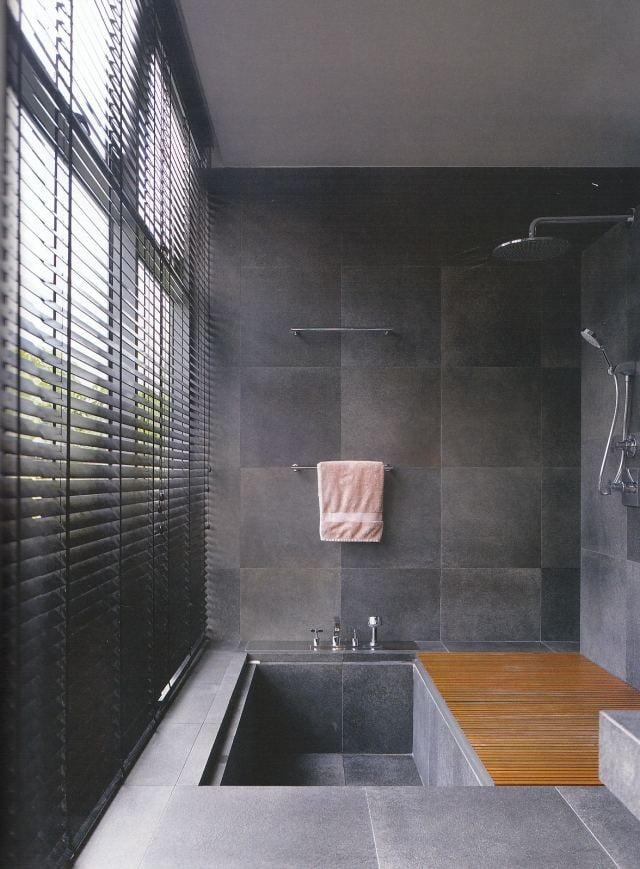 Kleines Bad Mit Wanne Und Dusche Geflieste Dusche 25