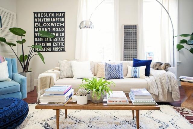 Wohnzimmer Braun Streichen Wandfarbe Ideen Mit Elegnaten Streifen ... Wohnzimmer Braun Weis Streichen