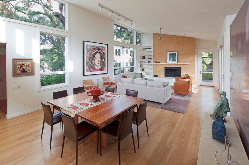 dekovorschlage wohnzimmer essbereich m belideen. Black Bedroom Furniture Sets. Home Design Ideas