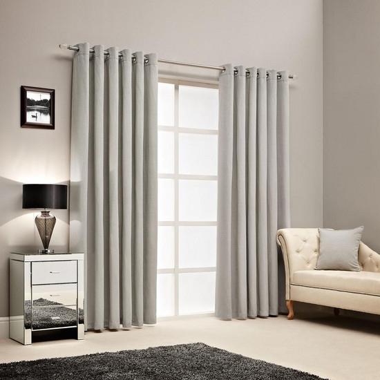 gardinen wohnzimmer modern | moregs - Gardinen Wohnzimmer Grau