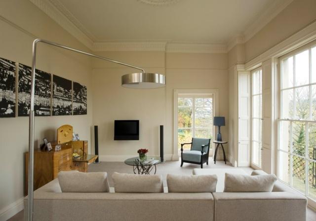Wohnideen frs WohnzimmerInterieurs im englischen Stil