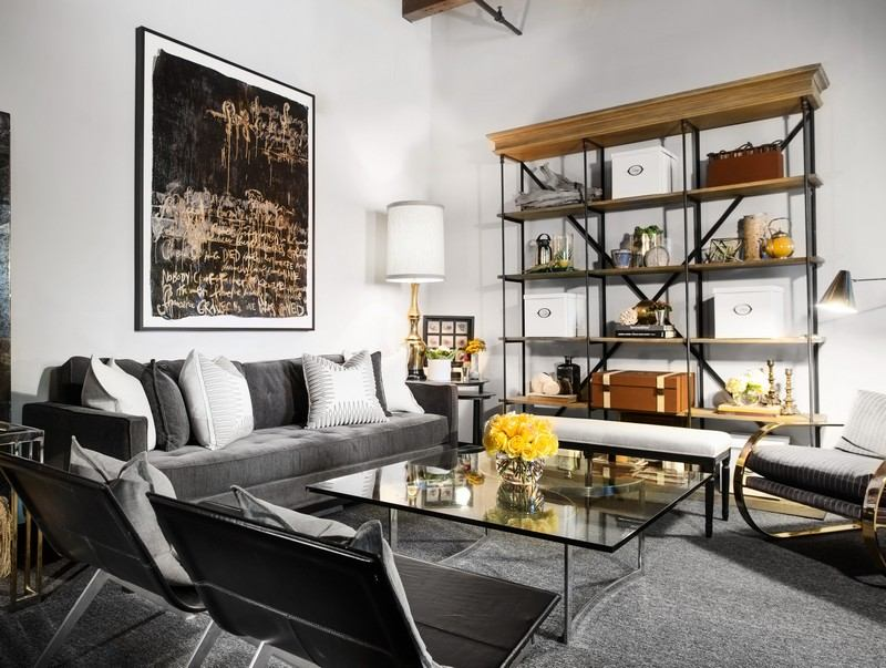 Wohnzimmer modern einrichten warme töne  Wohnzimmer Modern Gestalten Warme Tone – bigschool.info