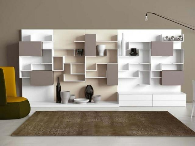 wohnzimmer einrichten modern - boisholz, Mobel ideea