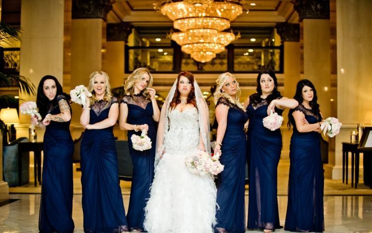 Auergewhnliche Brautjungfernkleider 28 Ideen