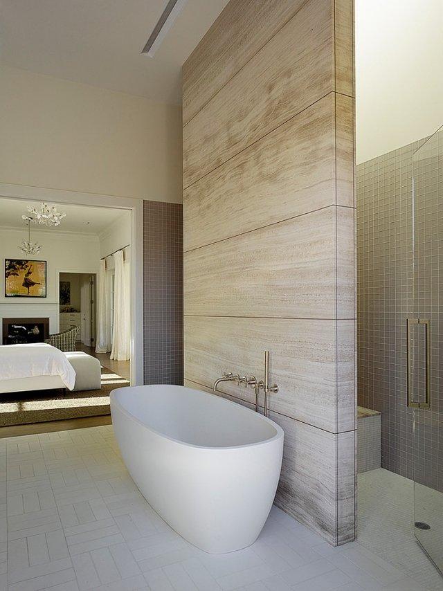 37 Wohnideen fr Badezimmer schlicht heit modern